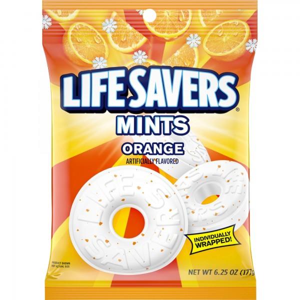 Life Savers Mints Orange
