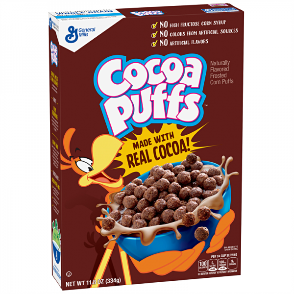General Mills Cocoa Puffs