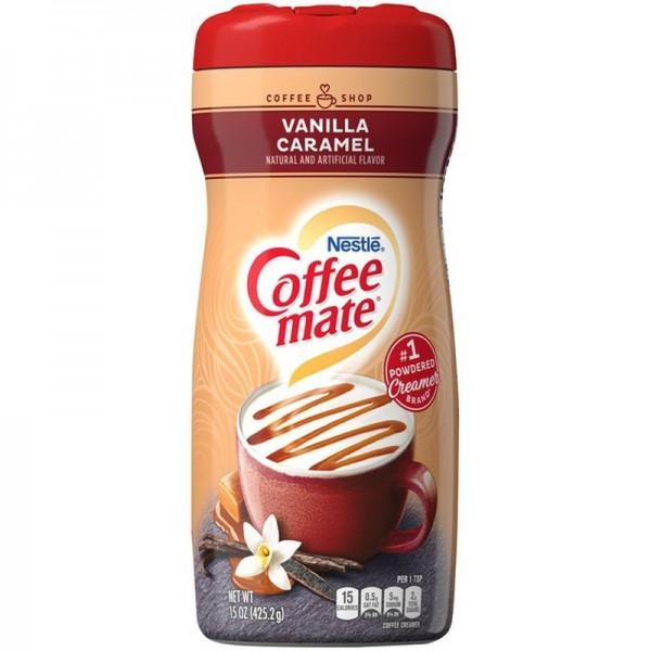 Coffee Mate Vanilla Caramel Powder