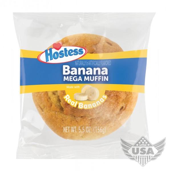 Banana mega muffin