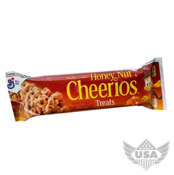 Honey Nut Cheerios Treats