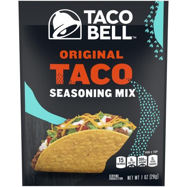 Taco Bell - Orginal Taco Seasoning Mix