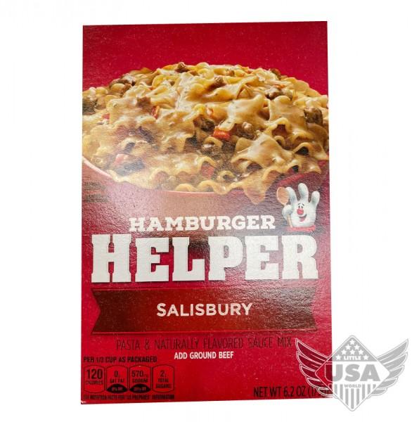 Hamburger Helper Salisbury
