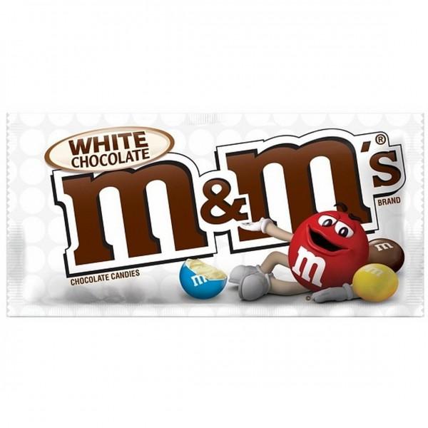 m&m's White Chocolate