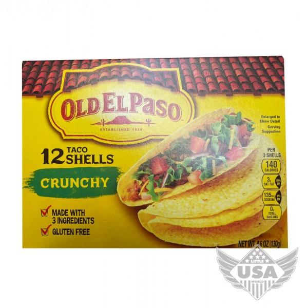 Old El Paso Taco Shells Crunchy