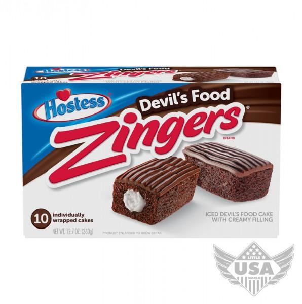 Zingers chocolate