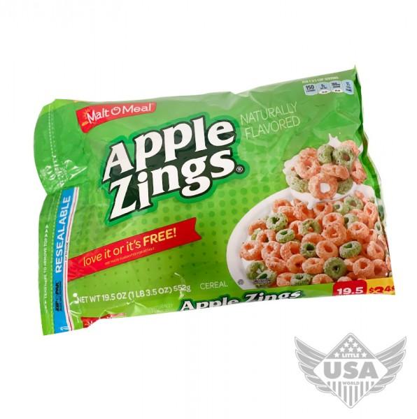 Apple Zingers Cereal
