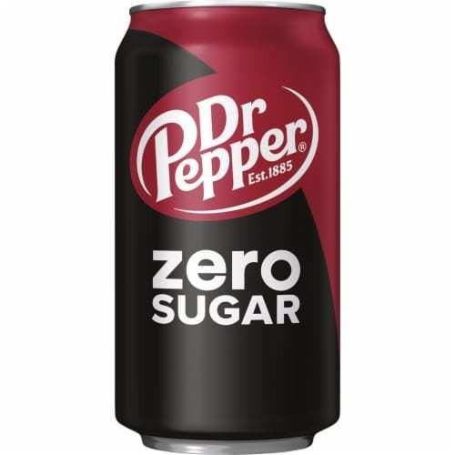 Dr Pepper Zero Sugar