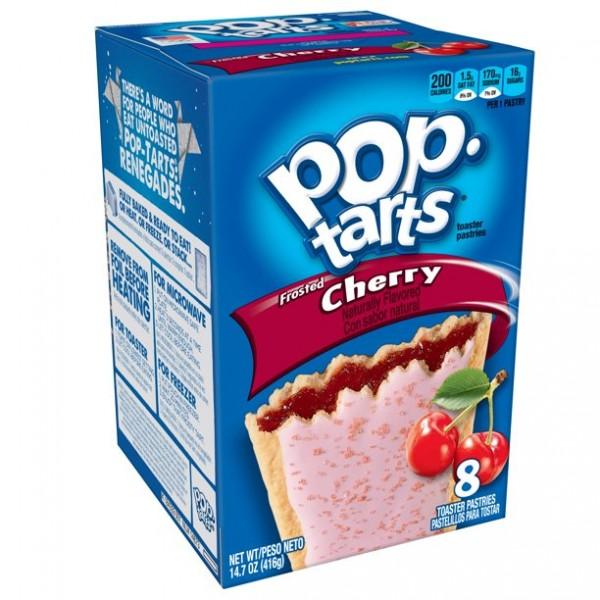 Kellogg's Pop-Tarts Frosted Cherry