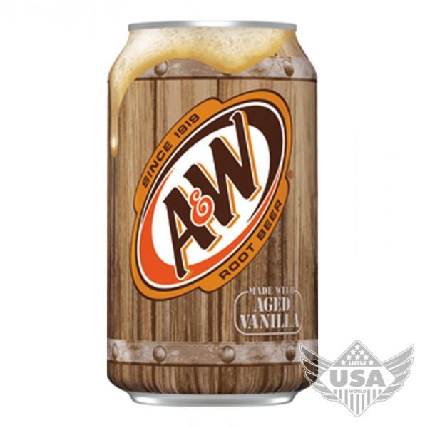 A&W Rootbeer Soda