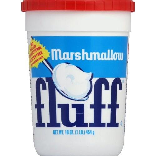 Fluff Marshmallow Creme Vanilla Big,454g!