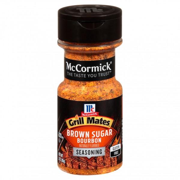 McCormick Grill Mates Brown Sugar Bourbon Seasoning
