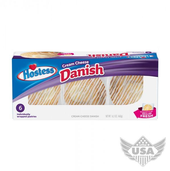 Danish cream cheese