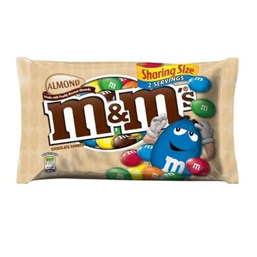 m&m's - Almond
