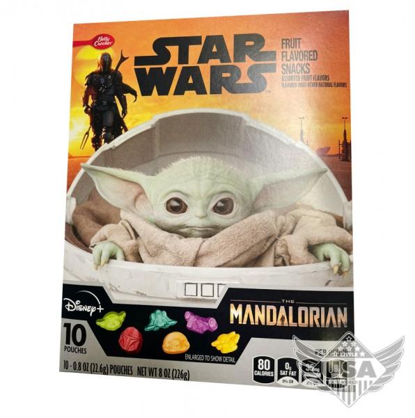 "Star Wars Fruit Flavored Snacks "" The Mandalorian"""