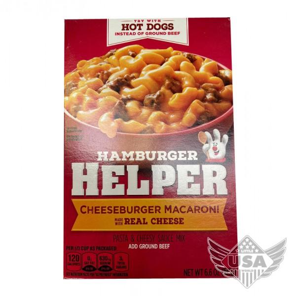 Hamburger Helper Cheeseburger Macaroni