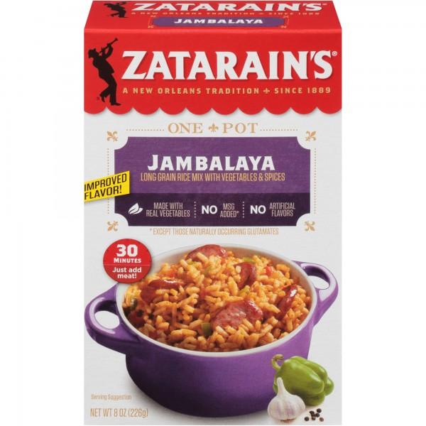 Zatarains's - Jambalaya Rice Mix