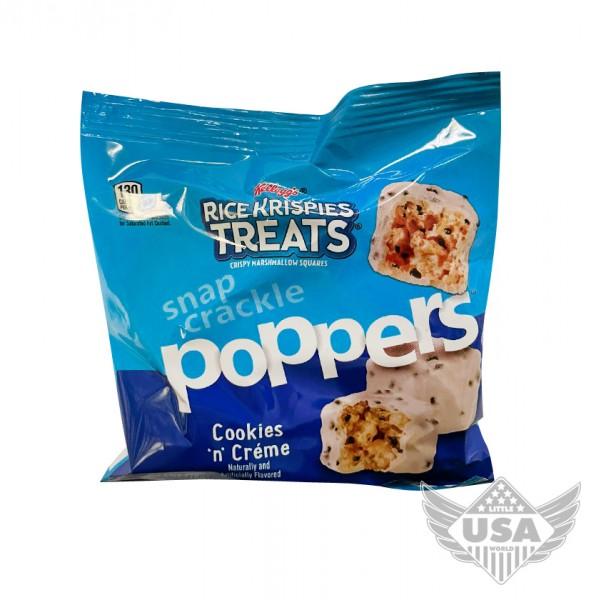 Rice Krispies Poppers Cookies 'n' Creme