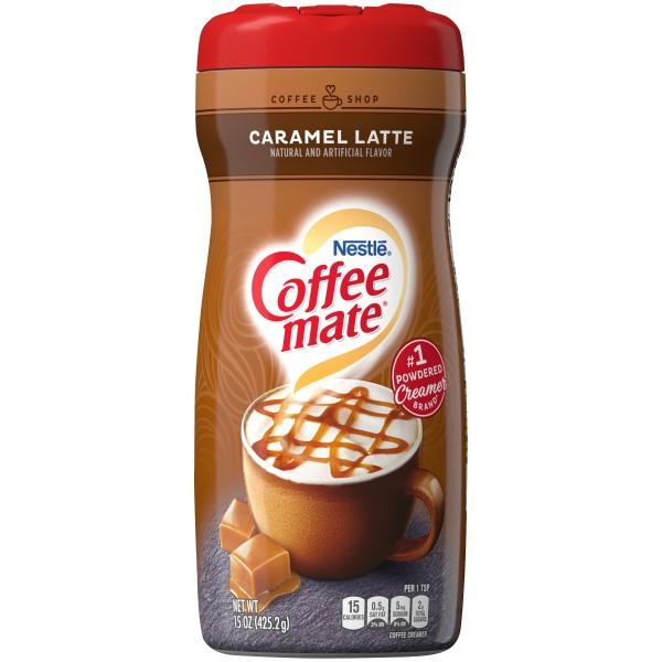 Nestle Coffee-Mate Coffee Creamer Caramel Latte