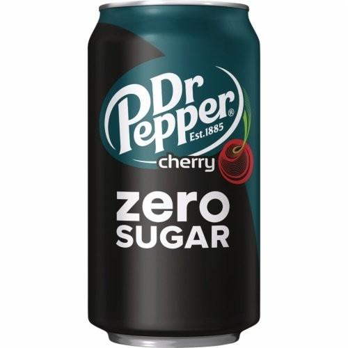 Dr. Pepper Zero Cherry