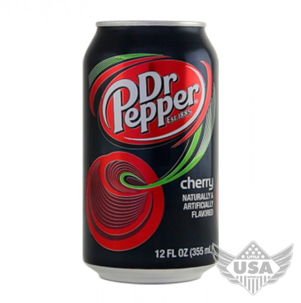 Dr. Pepper Cherry Soda