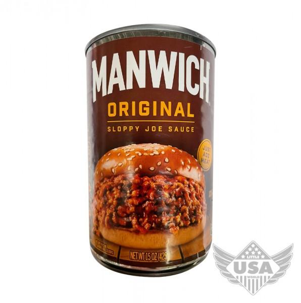 Manwich Original Sloppy Joe Sauce