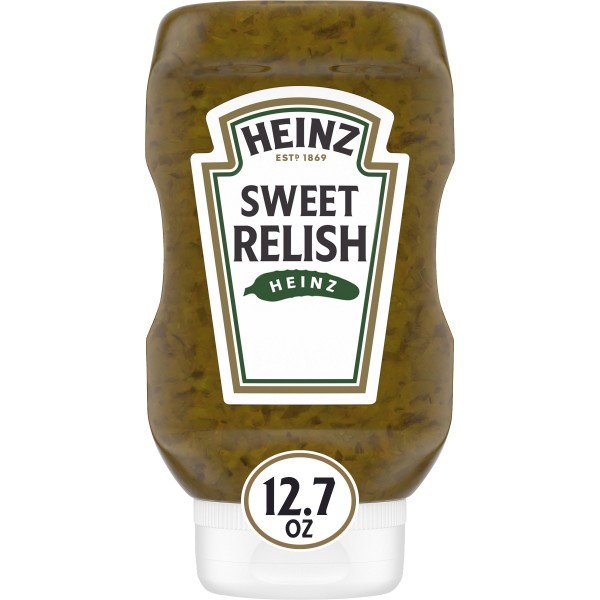 Heinz - Sweet Relish - Tube