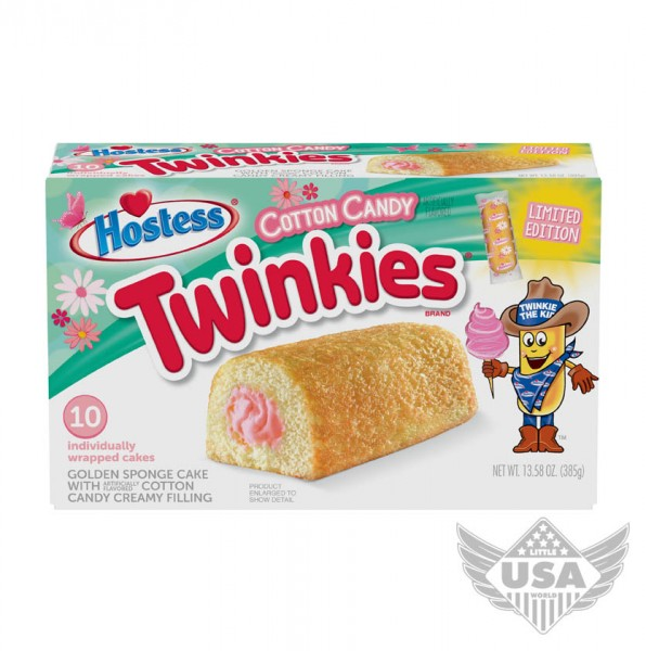 twinkies cotton candy 10 Pack