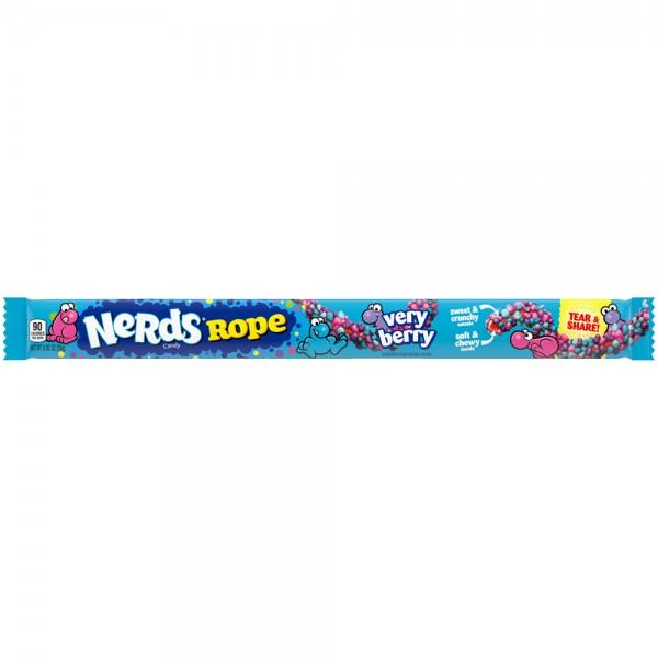 Wonka Nerds Very Berry Candy Rope