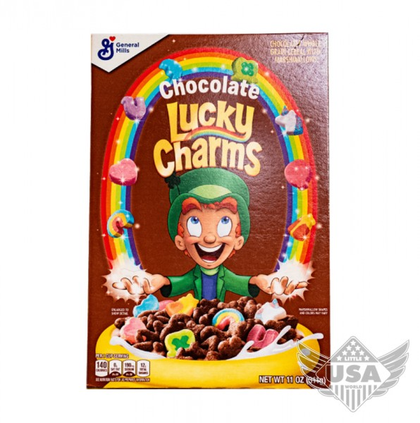 Lucky Charms Chocolate Cereal