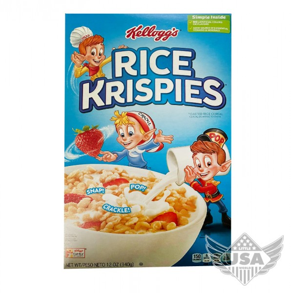 Rice Krispies Cereal