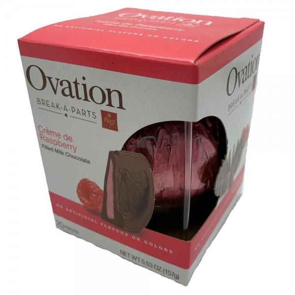 Ovation Milk Chocolate Creme de Raspberry Break-A-Part