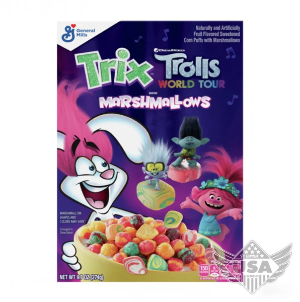 trix marshmallow cereal