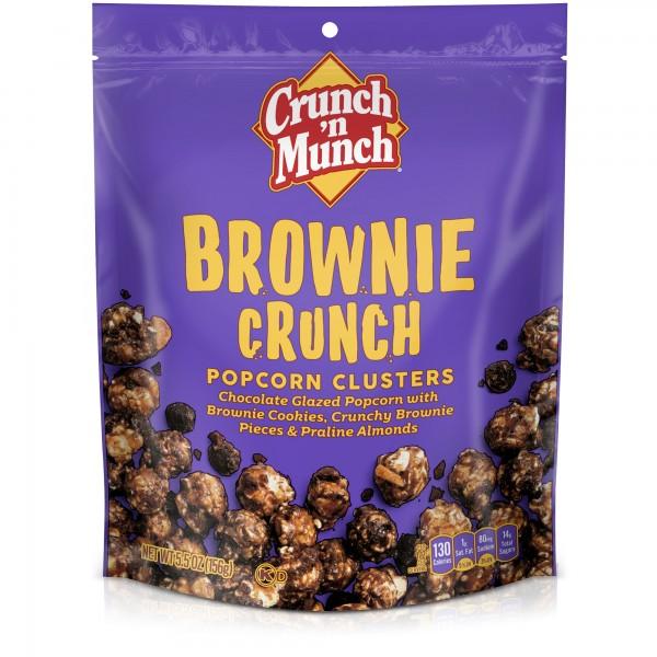 Crunch´n Munch Brownie crunch Popcorn