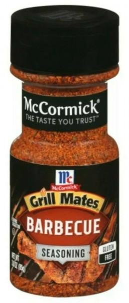 McCormick Grill Mates Barbecue Rub