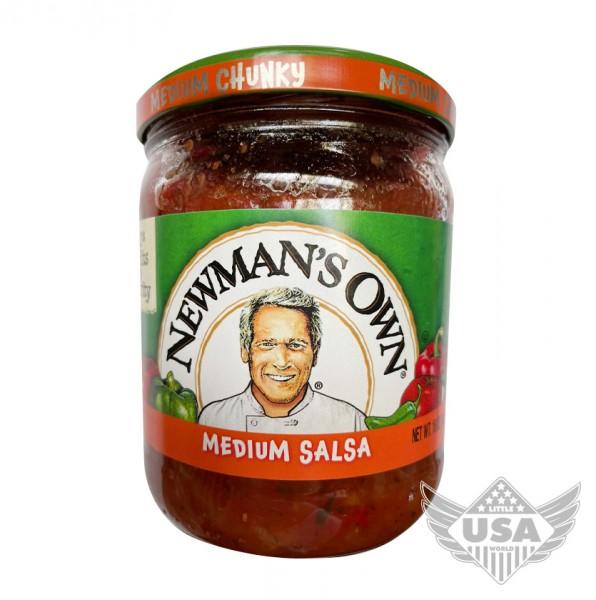 Newmann's Own Medium Salsa