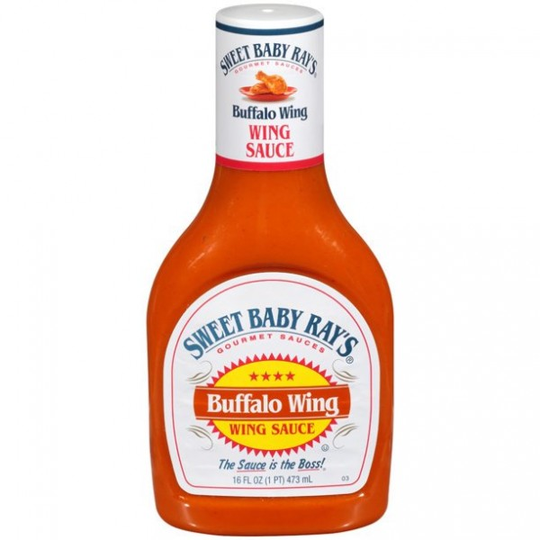Sweet Baby Ray's Buffalo Wing Sauce 473g