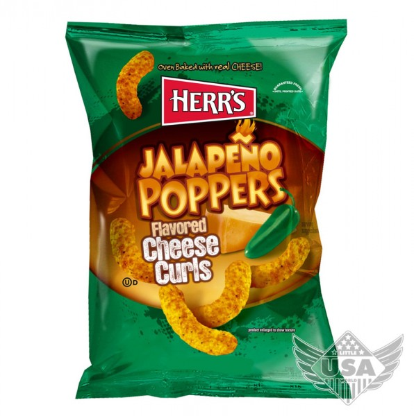 Herr's Jalapeno Cheese