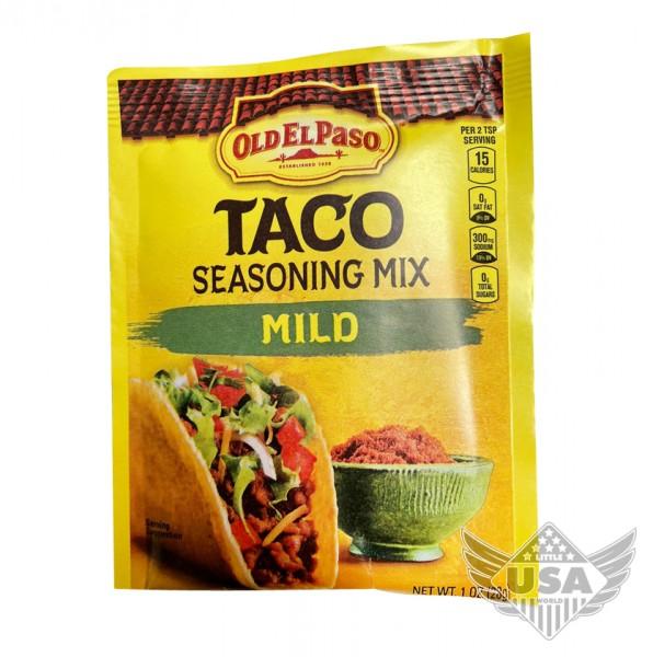 Old El Paso Taco Seasoning Mix Mild