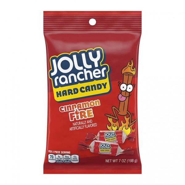 jolly rancher cinnamon fire hard candy