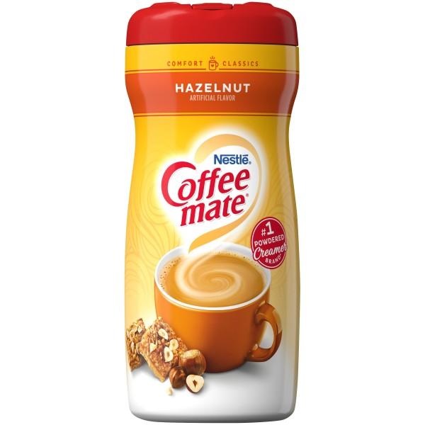 Nestle Coffee mate Hazelnut Powder Coffee Creamer