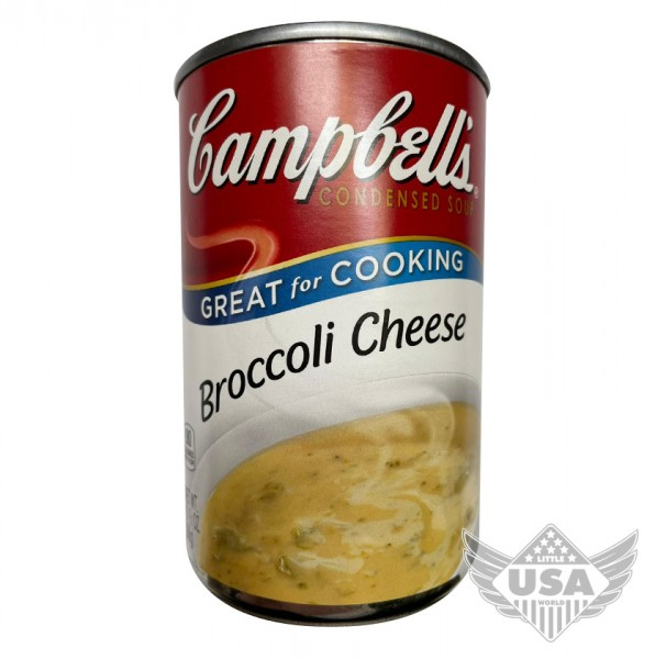 Campbell's Broccoli Cheese